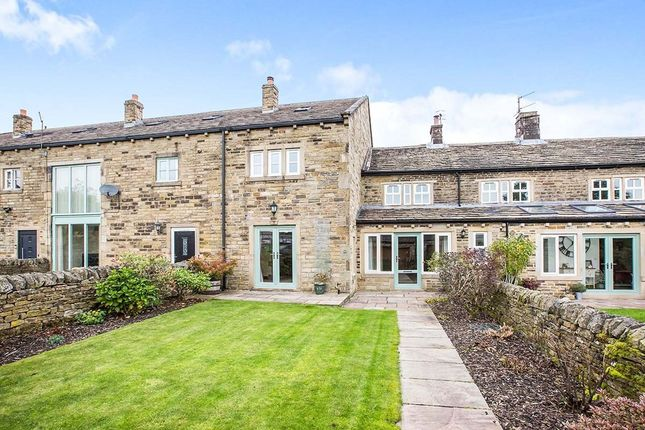 Thumbnail Terraced house to rent in Denholme House Farm Drive, Denholme, Bradford