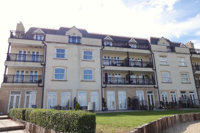 Thumbnail Flat for sale in Bridgeman Road, Penarth