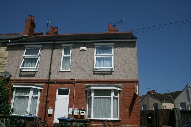 Thumbnail Flat to rent in St Agathas Road, Stoke, Coventry, West Midlands