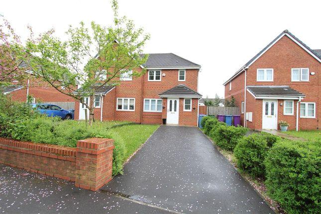 Thumbnail Semi-detached house for sale in Waterpark Drive, Stockbridge Village, Liverpool
