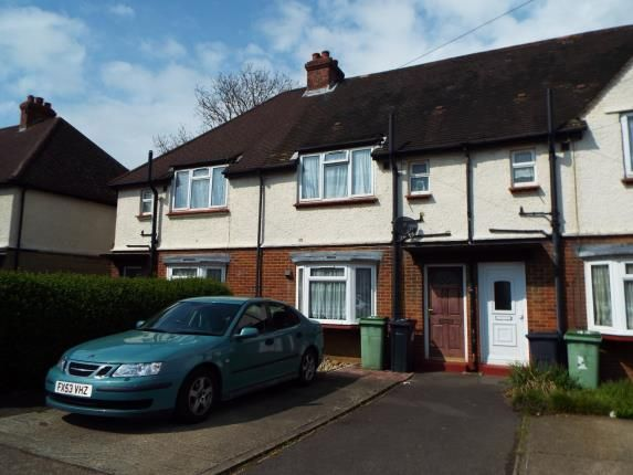 Thumbnail Terraced house for sale in South Park Road, Maidstone, Kent