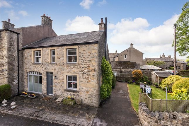 Thumbnail Detached house for sale in Back Green, Long Preston, Skipton, North Yorkshire