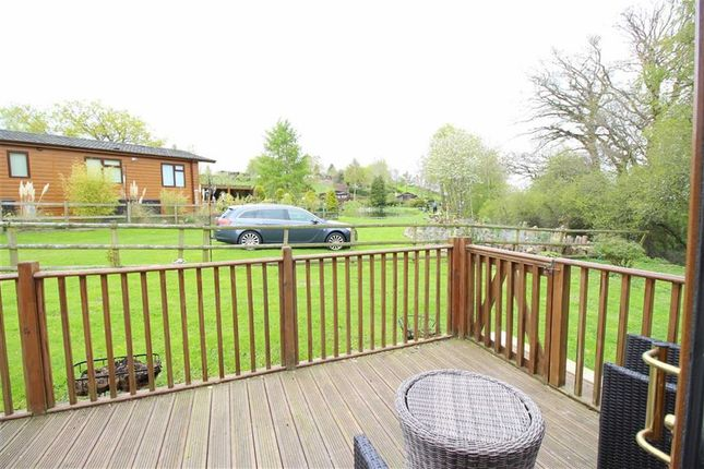 Property for sale in 12, Maple Court, Valley View Holiday Park, Pentrebeirdd, Welshpool, Powys