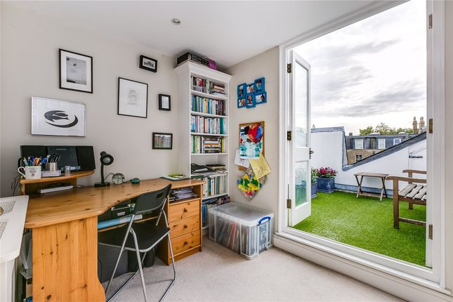 Study/Terrace of Cambridge Road, London SW13