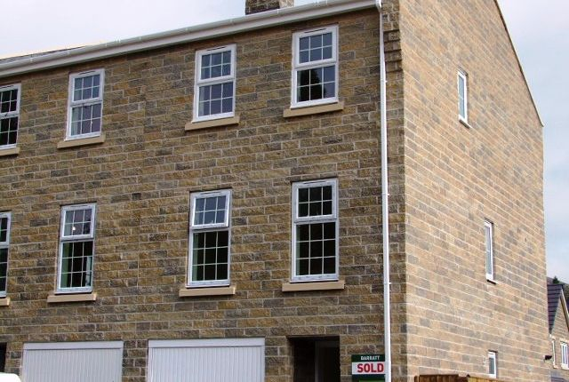 Thumbnail Town house to rent in Shuttle Close, Mossley, Ashton-Under-Lyne