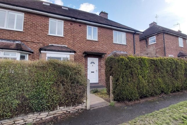 Thumbnail Semi-detached house for sale in Stalls Farm Road, Droitwich