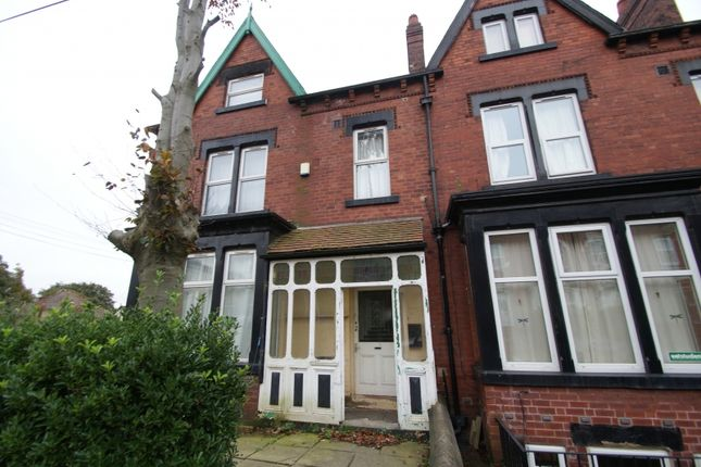 Thumbnail End terrace house to rent in Manor Terrace, Hyde Park, Leeds