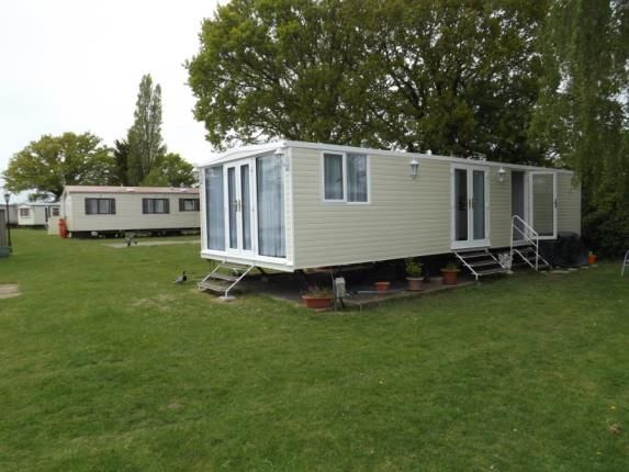 Mobile/park home for sale in Clacton Road, Weeley, Clacton-On-Sea
