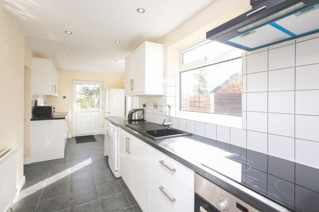 Thumbnail Detached house for sale in Birch Drive, Hazel Grove, Stockport, Cheshire