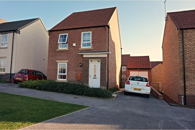 Thumbnail Detached house for sale in Star Carr Road, Scarborough
