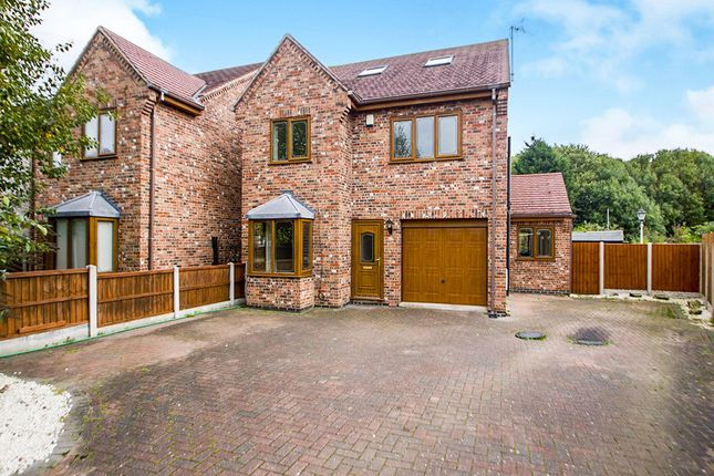 Thumbnail Detached house for sale in Willow Avenue, Long Eaton, Nottingham