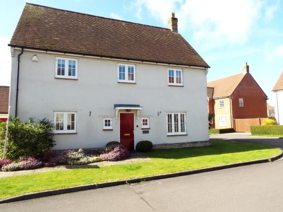 Thumbnail Detached house for sale in Mere, Warminster, Wiltshire