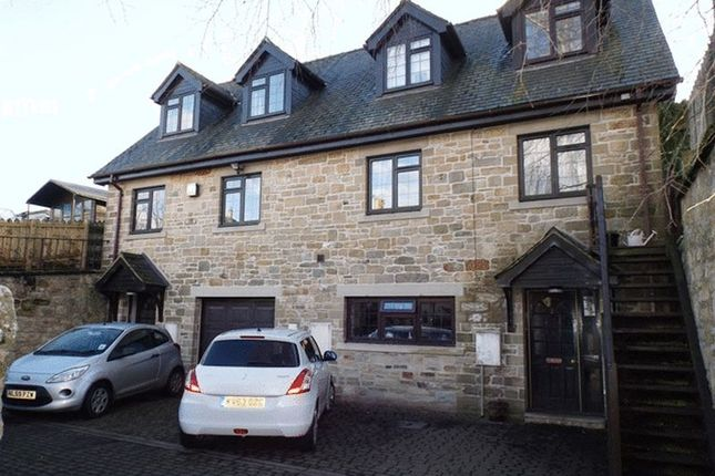 Thumbnail Semi-detached house for sale in Cobble Court, Rothbury, Morpeth