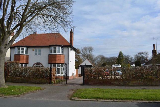 Thumbnail Detached house for sale in St. Chad Road, Bridlington, East Yorkshire