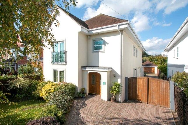 Thumbnail Detached house for sale in Kings Avenue, Lower Parkstone, Poole, Dorset