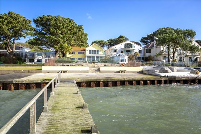 Thumbnail Detached house for sale in Panorama Road, Sandbanks, Poole