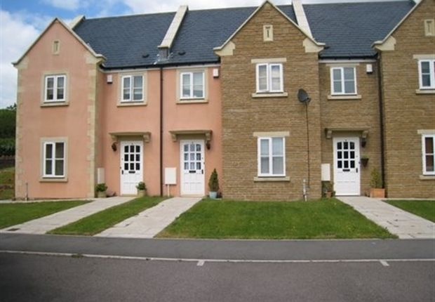 Thumbnail Terraced house to rent in The Orchards, South Horrington Village, Wells