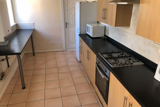 Thumbnail Flat to rent in Colston Street, Benwell, Newcastle Upon Tyne