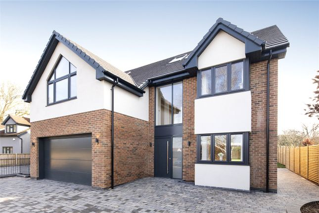 Thumbnail Detached house for sale in Bristol Road, Winterbourne, Bristol
