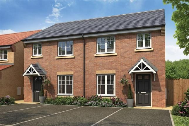 Thumbnail Semi-detached house for sale in Stokesley Grange, Westlands, Stokesley, Middlesborough