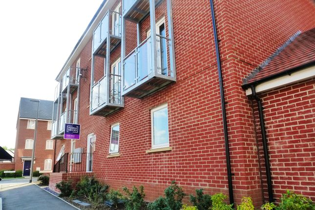 Thumbnail Flat to rent in Santa Cruz Avenue, Newton Leys, Milton Keynes