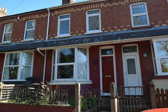 Thumbnail Terraced house for sale in Brixton Terrace, Homs Road, Ross-On-Wye