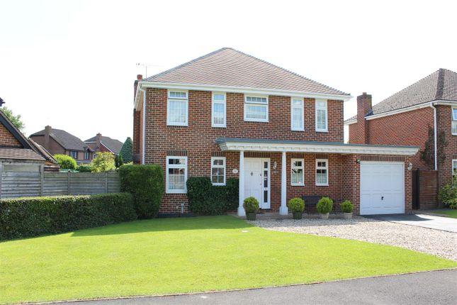 Thumbnail Detached house for sale in Cranesfield, Sherborne St. John, Basingstoke