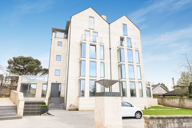 Thumbnail Flat to rent in Charters, Upper Oldfield Park, Bath