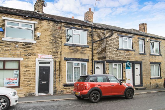 Thumbnail Terraced house to rent in Greenside, Pudsey