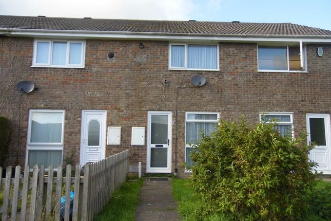 Thumbnail Terraced house to rent in Cae Ffynnon, Brackla