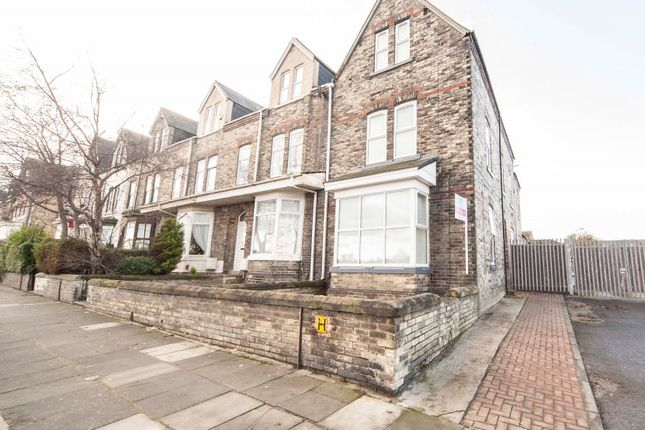 Thumbnail End terrace house for sale in Lancaster Road, Hartlepool