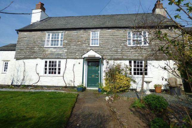 Thumbnail Country house for sale in Mary Tavy, Tavistock