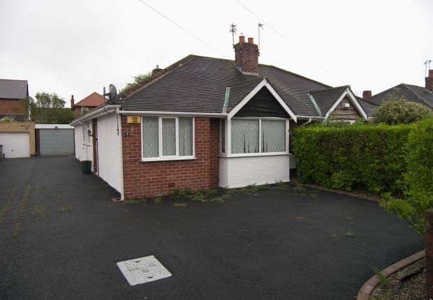 Thumbnail Semi-detached bungalow for sale in Fairsnape Road, Lytham St. Annes