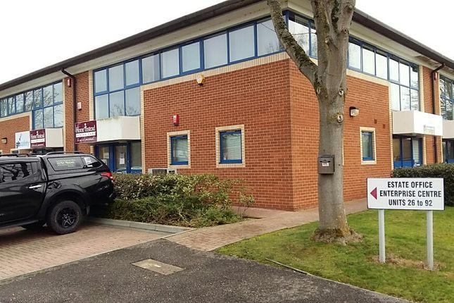Thumbnail Office to let in Shrivenham Hundred Business Park, Majors Road, Shrivenham