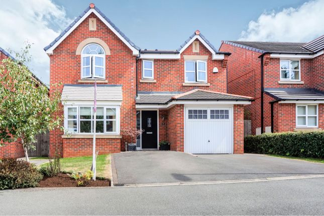 Thumbnail Detached house for sale in Earle Avenue, Huyton-With-Roby