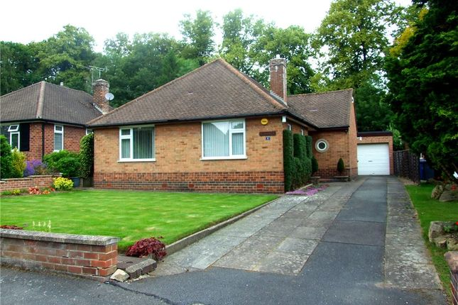 Thumbnail Detached bungalow for sale in Penny Long Lane, Derby