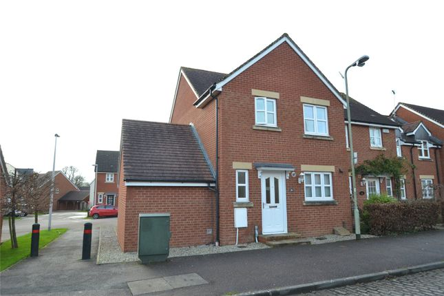 Thumbnail Detached house to rent in Rooks Way, Tiverton, Devon