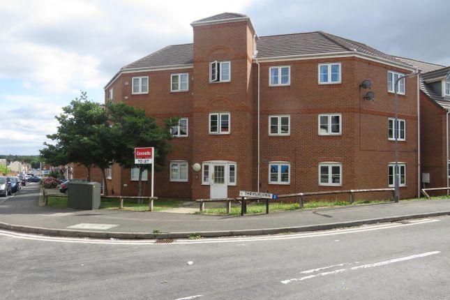 Thumbnail Flat to rent in Franchise Street, Darlaston, Wednesbury