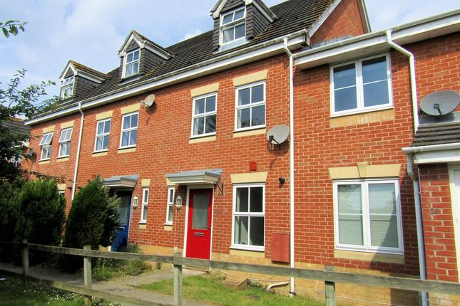 Thumbnail Town house for sale in Thyme Avenue, Whiteley, Fareham