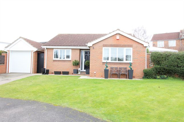 Thumbnail Detached bungalow for sale in Apple Tree Close, Pontefract