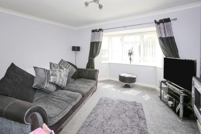 Lounge of Stephenson Avenue, Walsall, West Midlands WS2