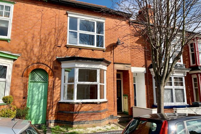 Thumbnail Terraced house to rent in Cambridge Street, Leicester
