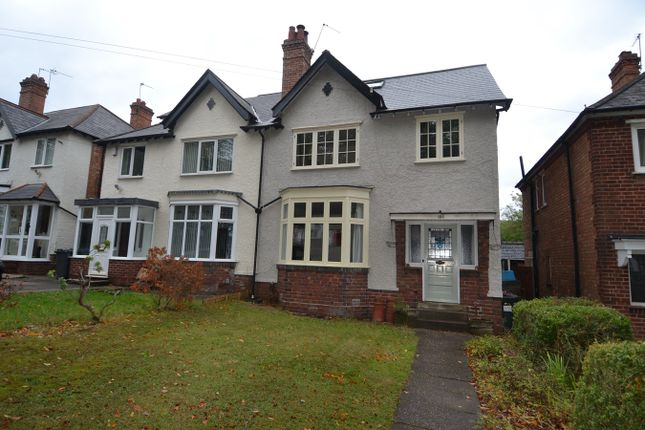 Semi-detached house in  Swanshurst Lane  Moseley  Birmingham  Birmingham
