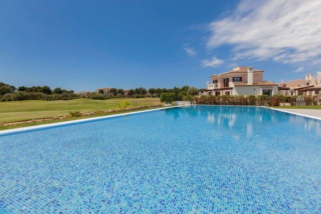 Complex And Pool of Spain, Mallorca, Calvià, Nova Santa Ponsa