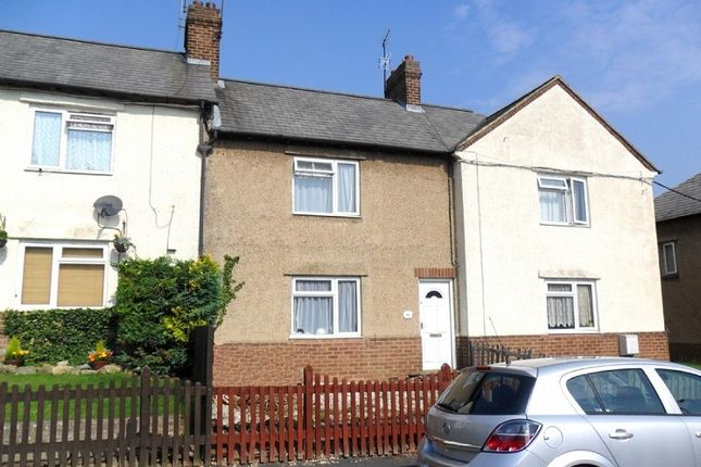 Thumbnail Terraced house for sale in Nicholas Road, Irthlingborough, Wellingborough, Northamptonshire.