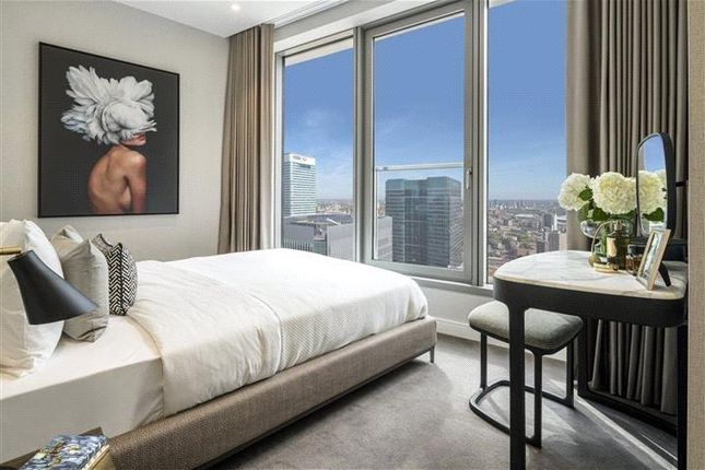 Thumbnail Flat for sale in 40-02, 10 Park Drive, Canary Wharf, London