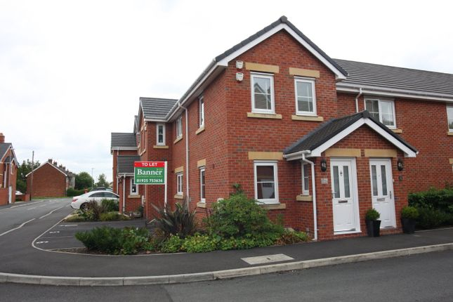 Thumbnail Flat to rent in Bridge Meadow, Lymm