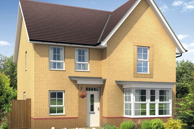 """Thumbnail Detached house for sale in """"Cambridge"""" at Tregwilym Road, Rogerstone, Newport"""