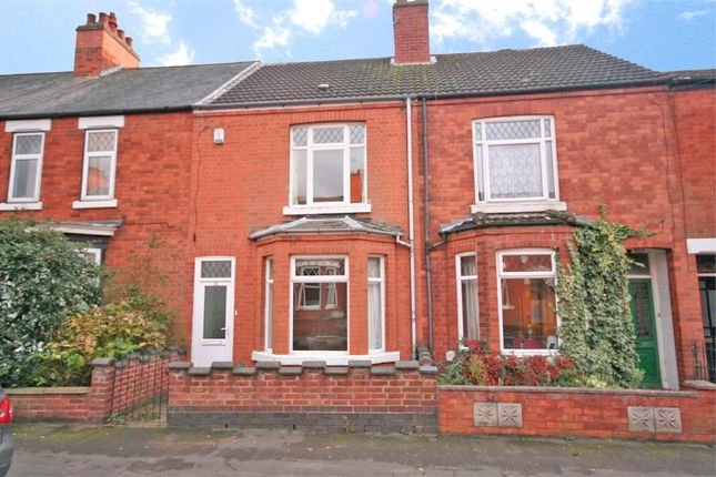 Thumbnail Terraced house to rent in Benn Street, Southfields, Rugby, Warwickshire