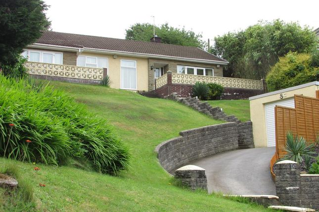 Thumbnail Bungalow for sale in 14 Woodview Terrace, Bryncoch, Neath
